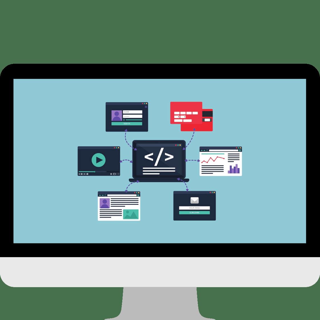 Veebilehe arendus